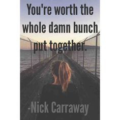 Nick Carraway quotes The Great Gatsby #Gatsby