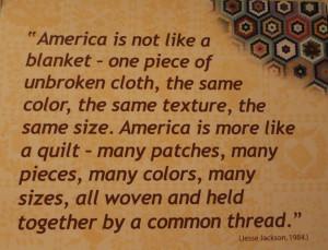 American Museum Quote Jesse James