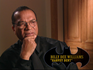 Billy Dee Williams interviewed for Shadows of the Bat: The Cinematic ...