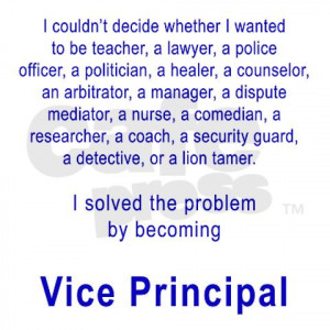 Vice Principal Cartoon