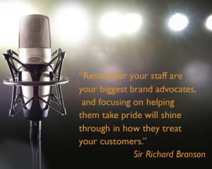 Richard Branson Quotes Employees