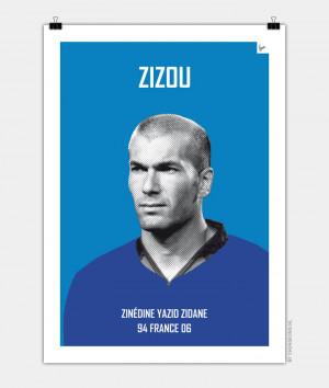 Zidane Quotes Soccer my Zidane Soccer Legend