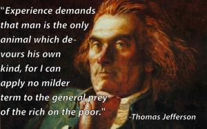 Inequality Quotes Thomas Jefferson
