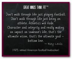 Famous #Football #Quote by Ray Lewis More