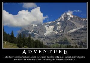 Werner Herzog Inspirationals - Adventure