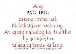 Tagalog love quotes – Selos Quotes and Inggit Quotes