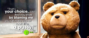 movie quotes edy movies top ted from the