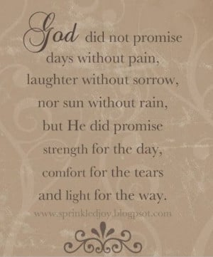 Keep faith in God :quotes and sayings