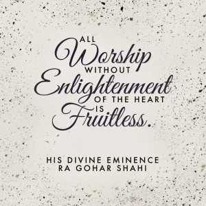 Quote of the Day: All Worship...