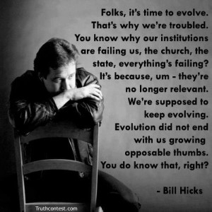 Bill Hicks quotes
