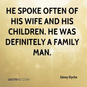 Family man Quotes