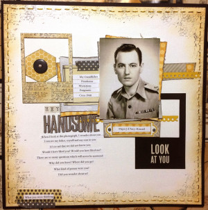 Hey Handsome Quotes Hey handsome ... look at you!