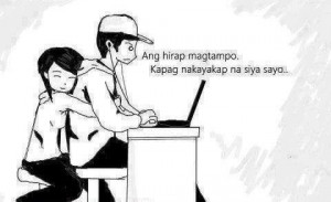Tampo Tagalog Love Quotes : Sorry tagalog Quotes
