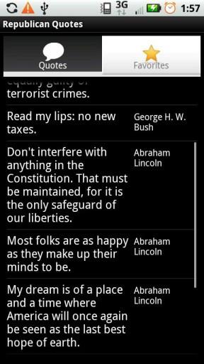 Republican Quotes