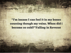 Falling in Reverse quote by AtomicKitsune