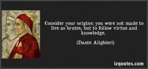 Go Back > Gallery For > Dante Alighieri Quotes