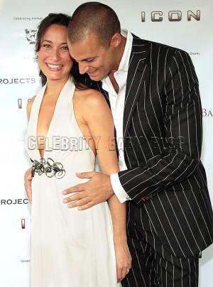 Nigel Barker Shows Off Christen's Baby Belly