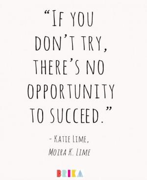 When Opportunity Knocks // Frock Files