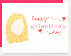 Galentine's Day Parks and Recreation Leslie Knope Valentine's Day ...