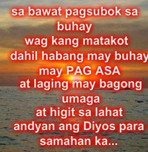1017569 783500861686066 203917318 n Tagalog God Quotes to inspire you