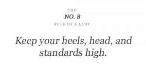hello new followers, this is for all the classy ladies!