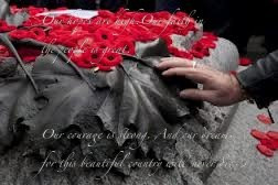 Remembrance Day Quote: Pierre Trudeau