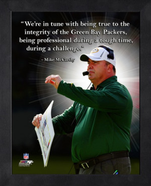 Mike McCarthy Pro Quote