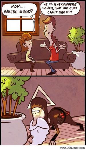 God cartoon clip art funny US Humor - Funny pictures, Quotes, Pics ...