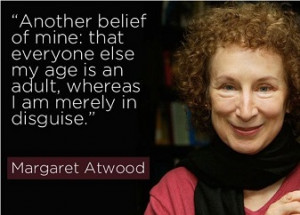75 Reasons Why Margaret Atwood is Awesome