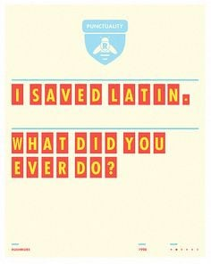 Wes Anderson movie quotes. Love.