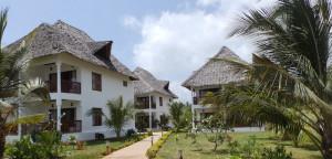 Zanzibar Bahari Villas 3* Beach Resort & Restaurant - Zanzibar