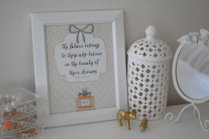 Favorite Quote + GIVEAWAY