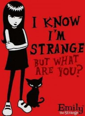 is so strange life is so strange sometimes you imagine it to be so ...