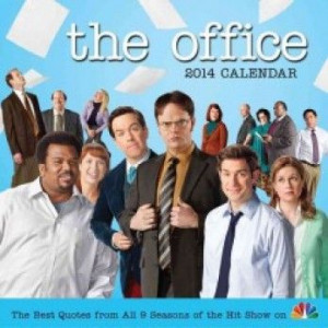 The Office 2014 Daily Calendar: The Best Quotes from All 9 Seasons of ...