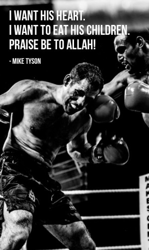 Boxing Quotes Motivational boxing quote #3.