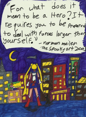 sailor moon quote by toni9112 on deviantART