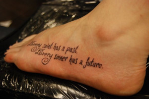 tattoo feet tattoo tattoo quotes a tattoo foot quotes tattoo quotes ...