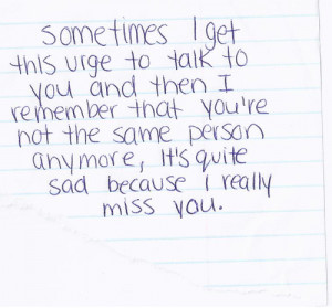 Miss My Old Best Friend Quotes Tumblr ~ I Miss You My Old Friend ...