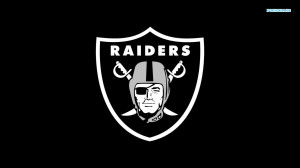 Oakland Raiders wallpaper 1366x768