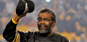 Joe Greene was inducted into the Pro Football Hall of Fame in 1987.