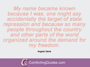 Famous 15 Quotes And Sayings By Angela Davis
