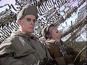 How about some favorite memories of Harry Morgan in MASH ?