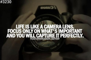 Focus only on what's important.