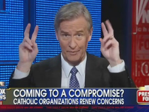 Steve Doocy uses air quotes to describe the Obama administration's ...