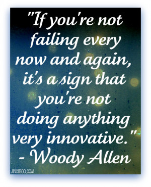 Live, Learn, and Be Innovative