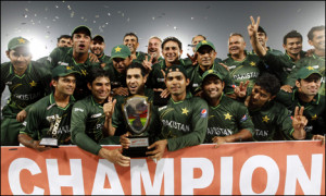 ... win the Asia Cup one-day tournament for second time here at the Shere