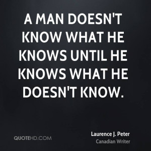 Laurence J. Peter Funny Quotes
