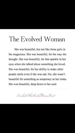 know many such beautiful women...