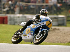 Barry Sheene La eterna felicidad