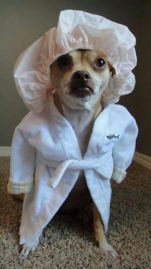 Okay.... I'm ready for bubble bath.
